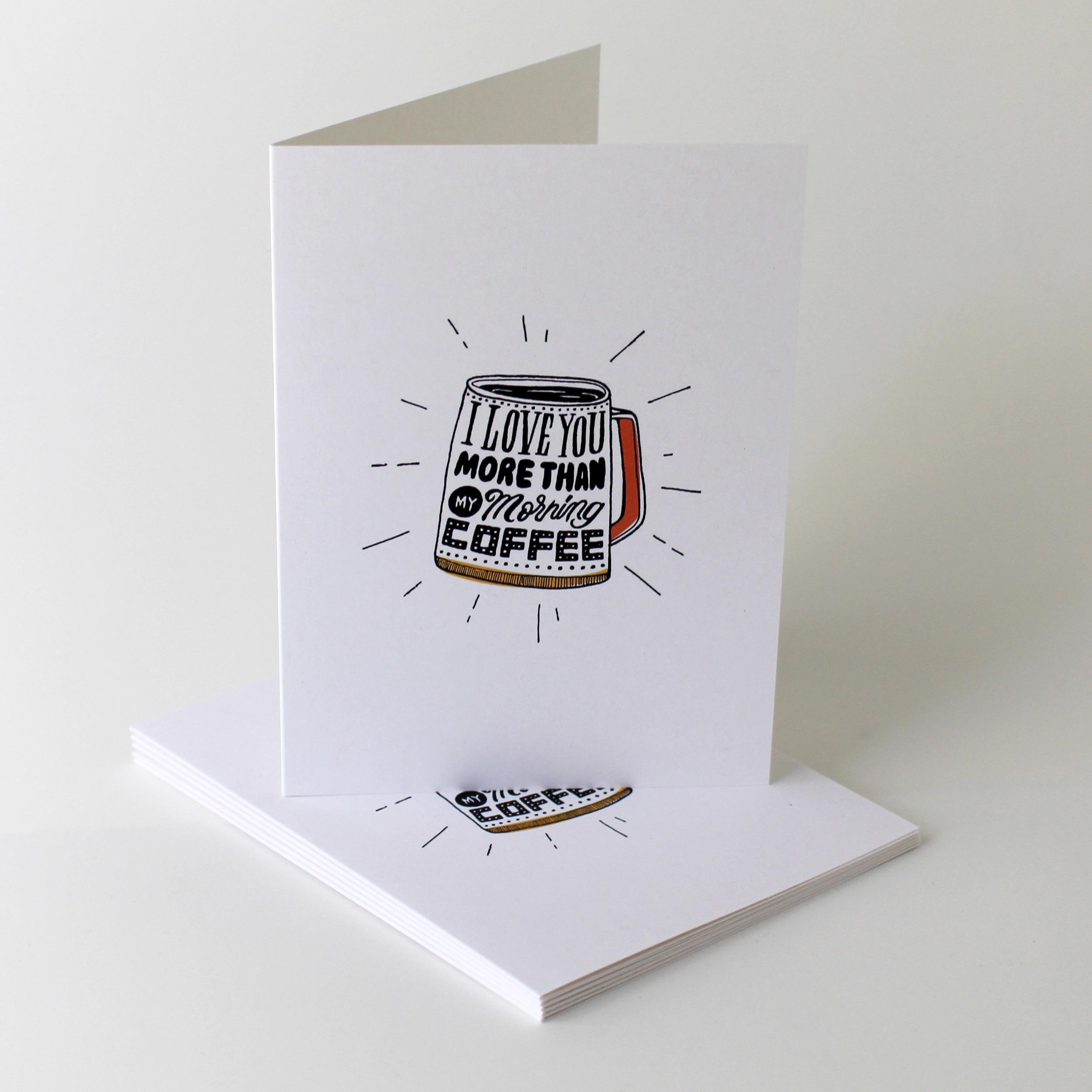 Cafe Notes + Company Love Card