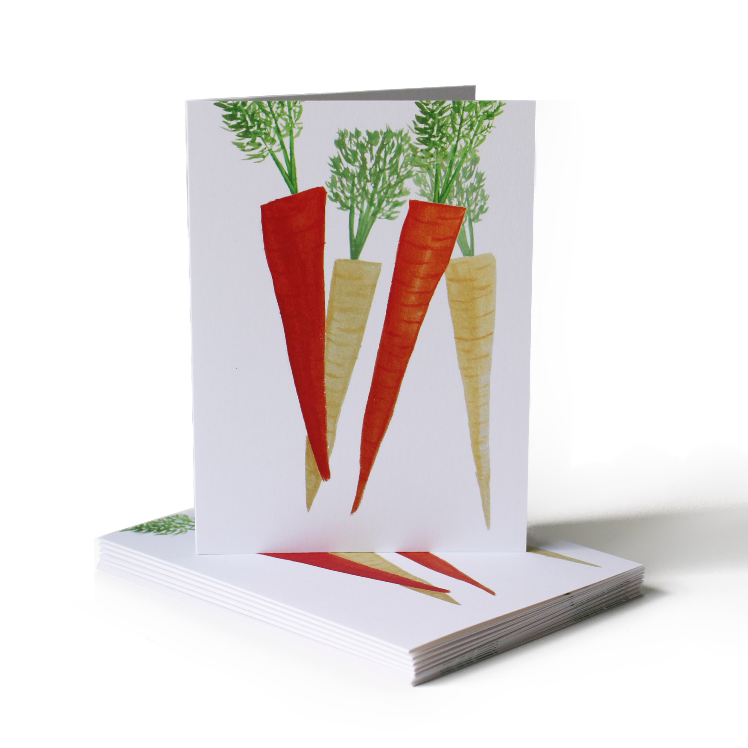 Rooting for You Encouragement Greeting Card