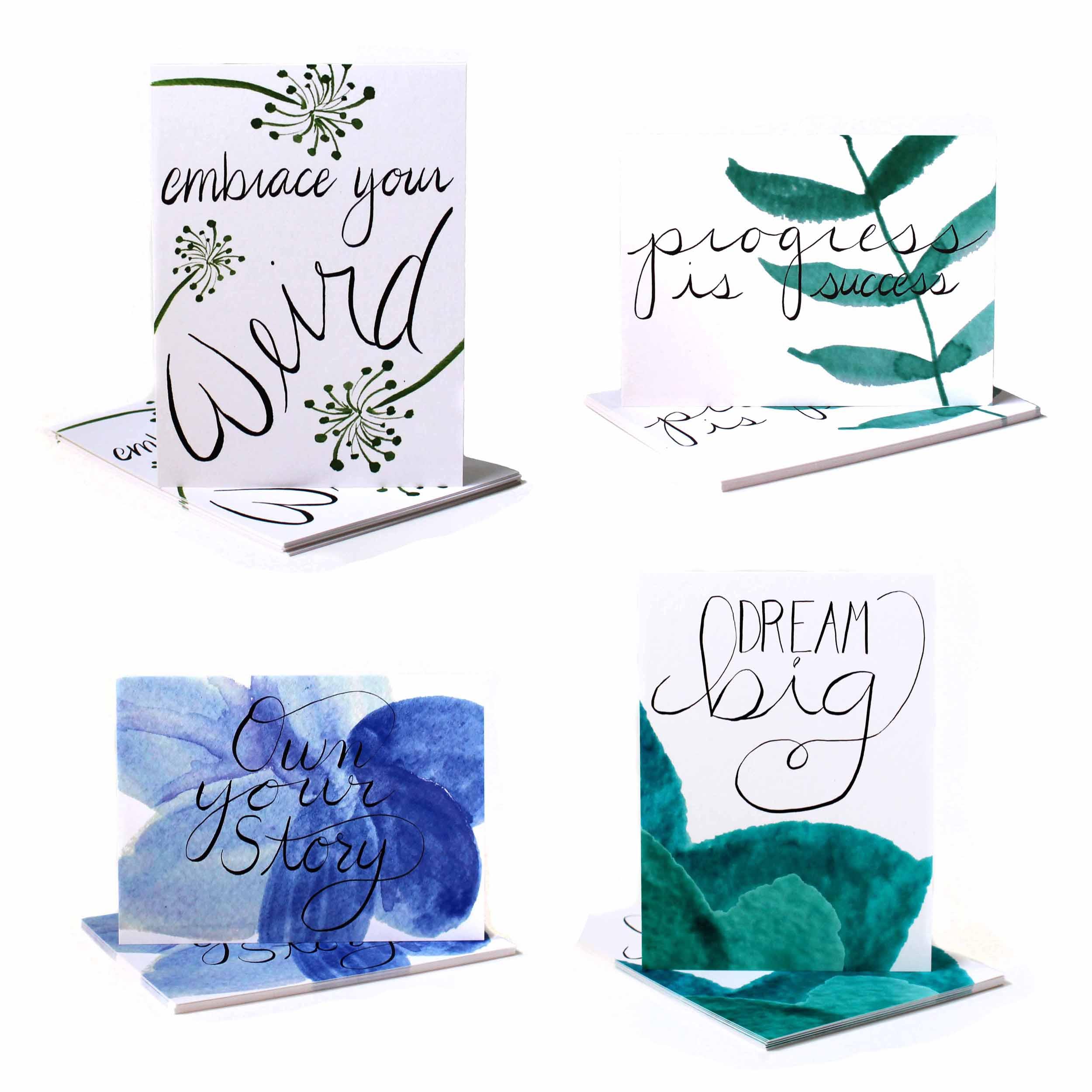 Encouragement Notecard Pack