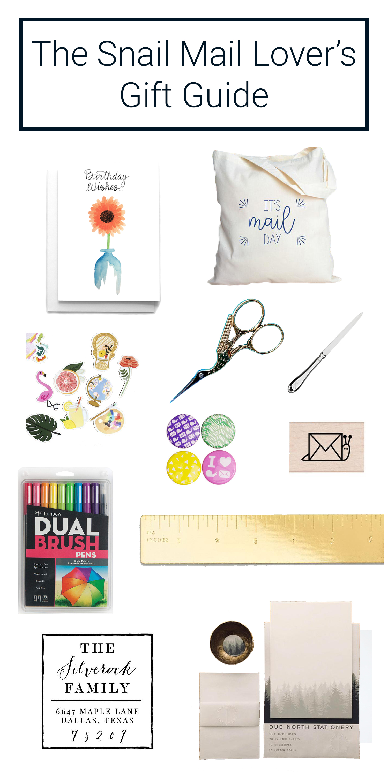 Cafe Notes + Company Snail Mail Lover's Gift Guide.jpg
