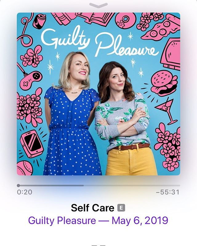 We dive deep into YOUR guilty pleasure suggestion, SELF CARE! We talk about bubble baths,therapy, and share YOURself care tips! So take out that sheet mask, draw the bath, and have yourtherapist on speed dial. This episode is here to help you take care. 🔗 link in bio. Subscribe @applepodcasts