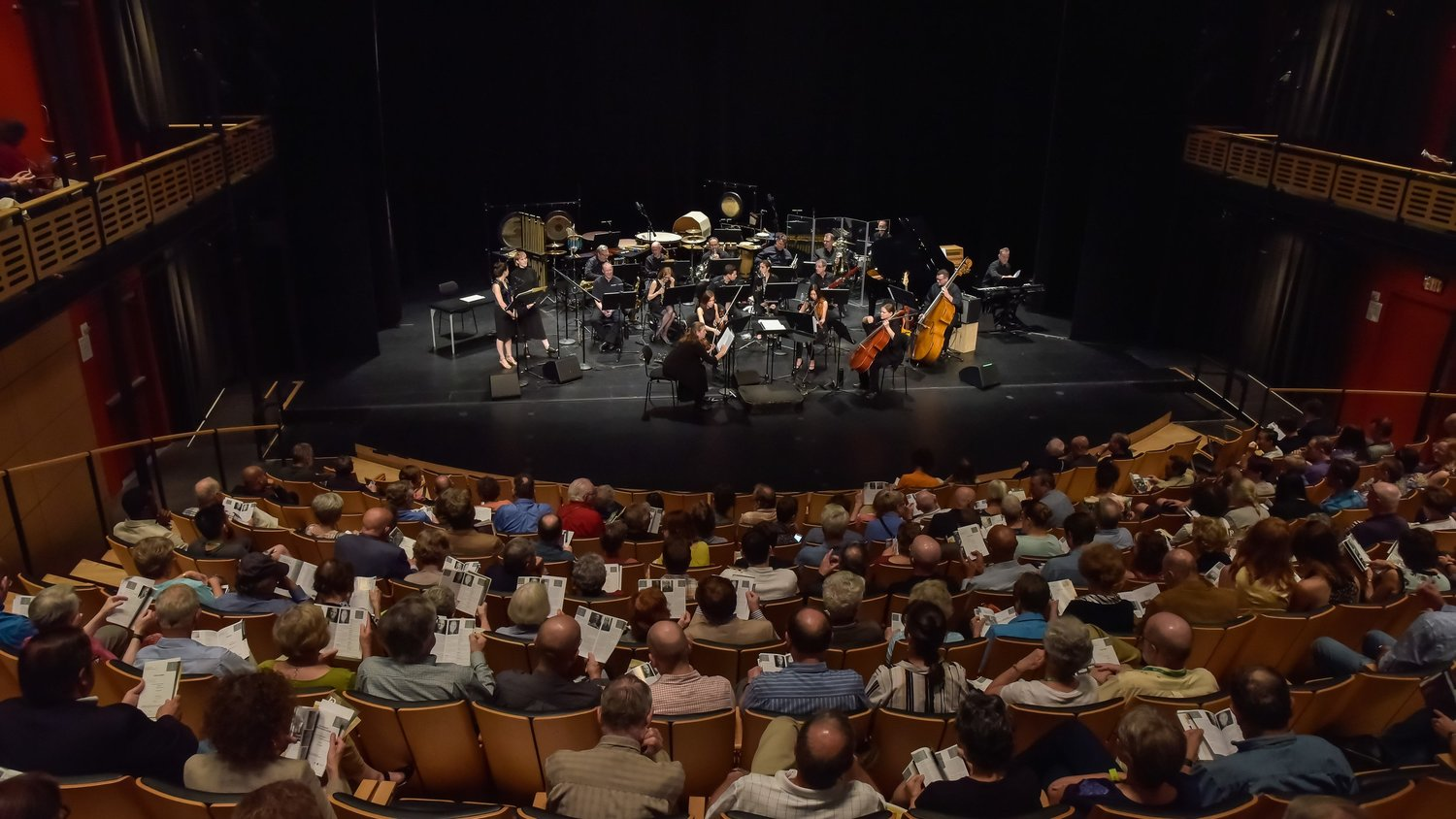 "Speak Out, Justice! - David Alan Miller and musicians of the Albany Symphony premiere four new melodrams for chamber orchestra and narrator, each inspired by notable Americans who advanced ""liberty and justice for all.""Evan Mack: A Little More Perfect Inspired by Justice Kennedy's Supreme Court Ruling on Same Sex MarriageJorge Sosa: I Dissent Inspired by Supreme Court Justice Sonia SotomayorMolly Joyce: Past and Present Inspired by pioneering journalist Nellie Bly and her reporting on the conditions at the Blackwell Island mental institutionBora Yoon: The Master's Tools Will Never Dismantle The Master's HouseInspired by text from NYC-born Audre Lorde's famous essay 'The Master's Tools Will Never Dismantle The Master's House'.Judy Bozone: MOONSHOTInspired by native New Yorker and congresswoman Alexandria Ocasio-Cortez and her recent work on the Green New Deal.TICKETS ARE $20 