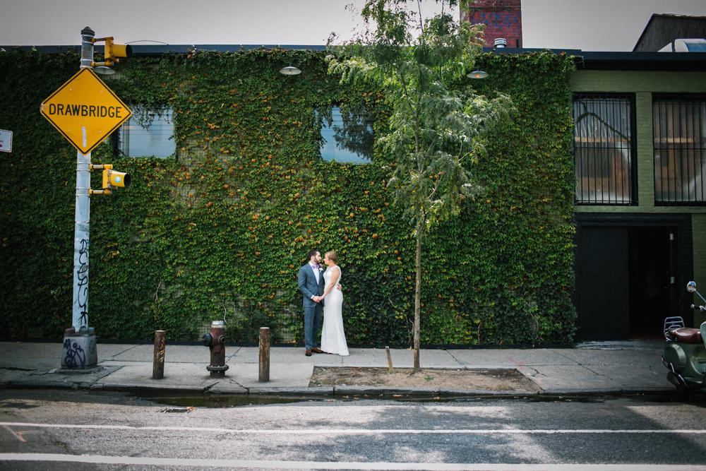 Lynden + Brendan - The Green Building
