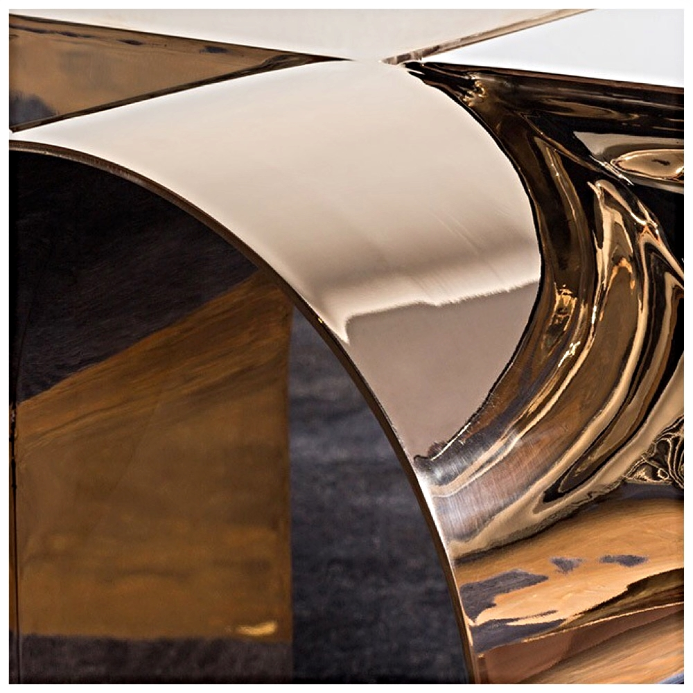 Polished Bronze
