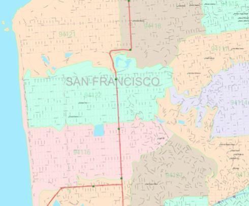 #2 San Francisco, California