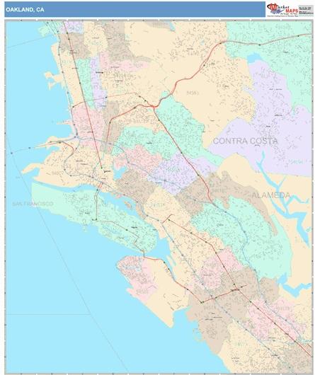 #4 Oakland, California