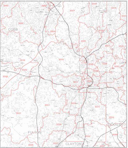 #2 Atlanta, Georgia