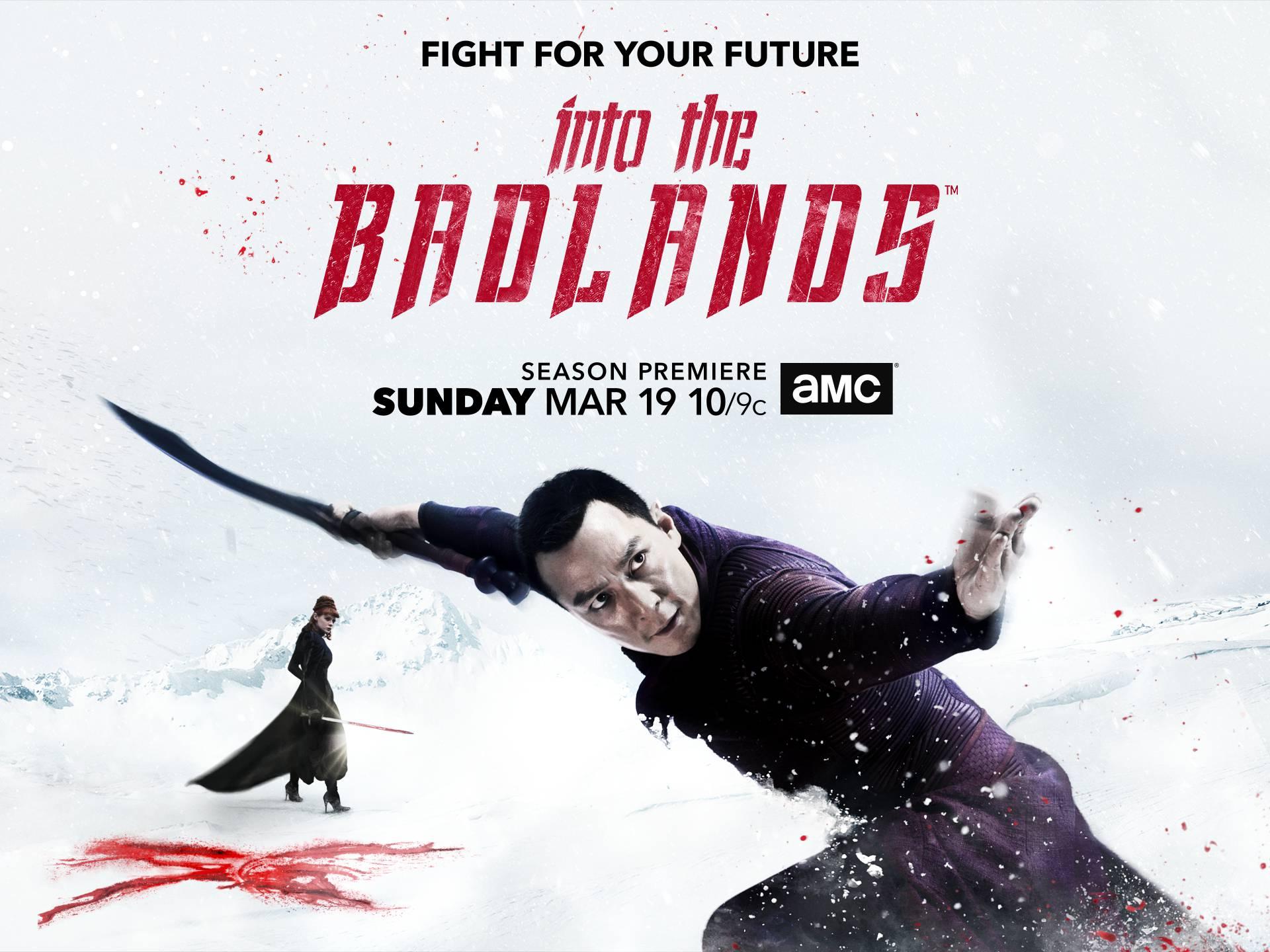 Into The Badlands (2017) - AMC's original