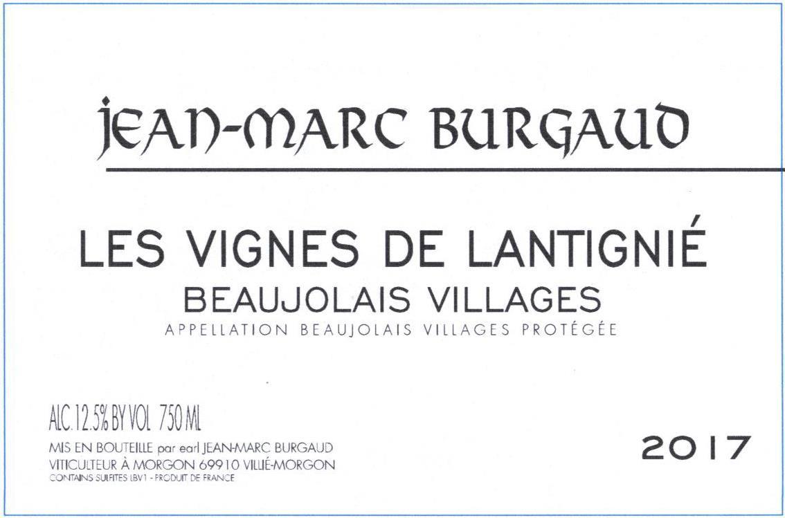 Jean Marc Burgaud Morgon - Côte du Py