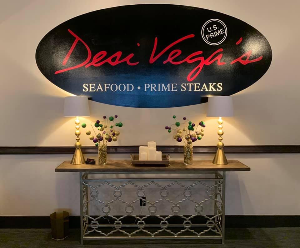 Desi Vega's Seafood and Prime Steaks