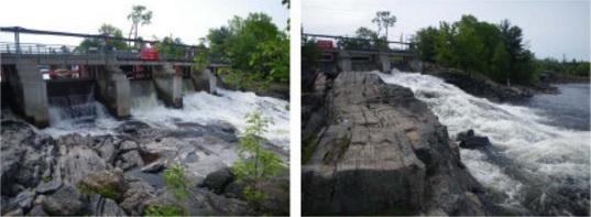 North Dam - Flow during Walleye Spawning season