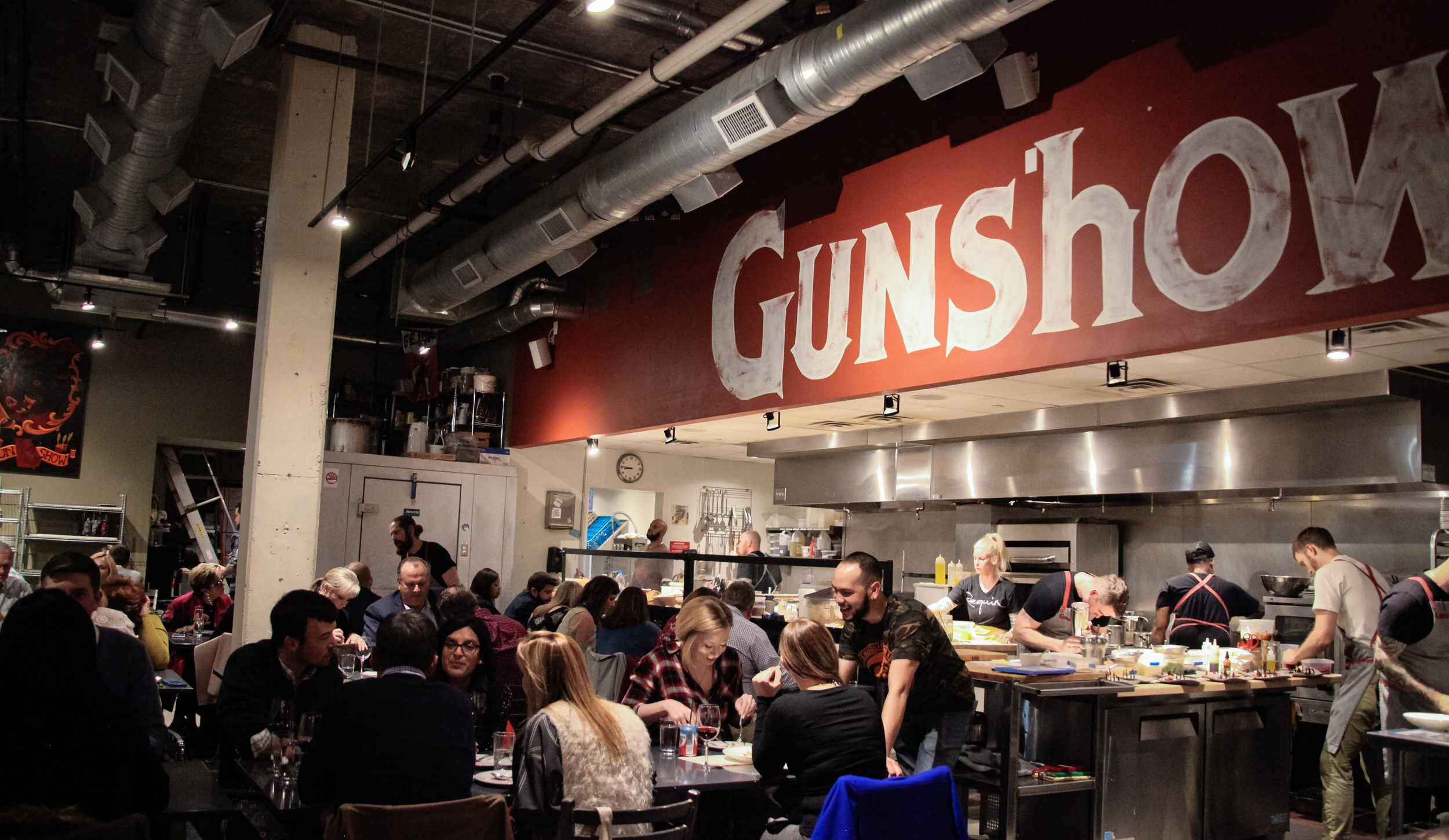 Chef Kevin Gillespie S Restaurant Gunshow Offers A Bold