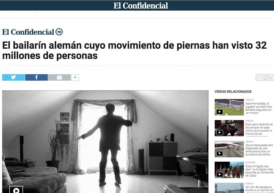 El Confidencial - Spain