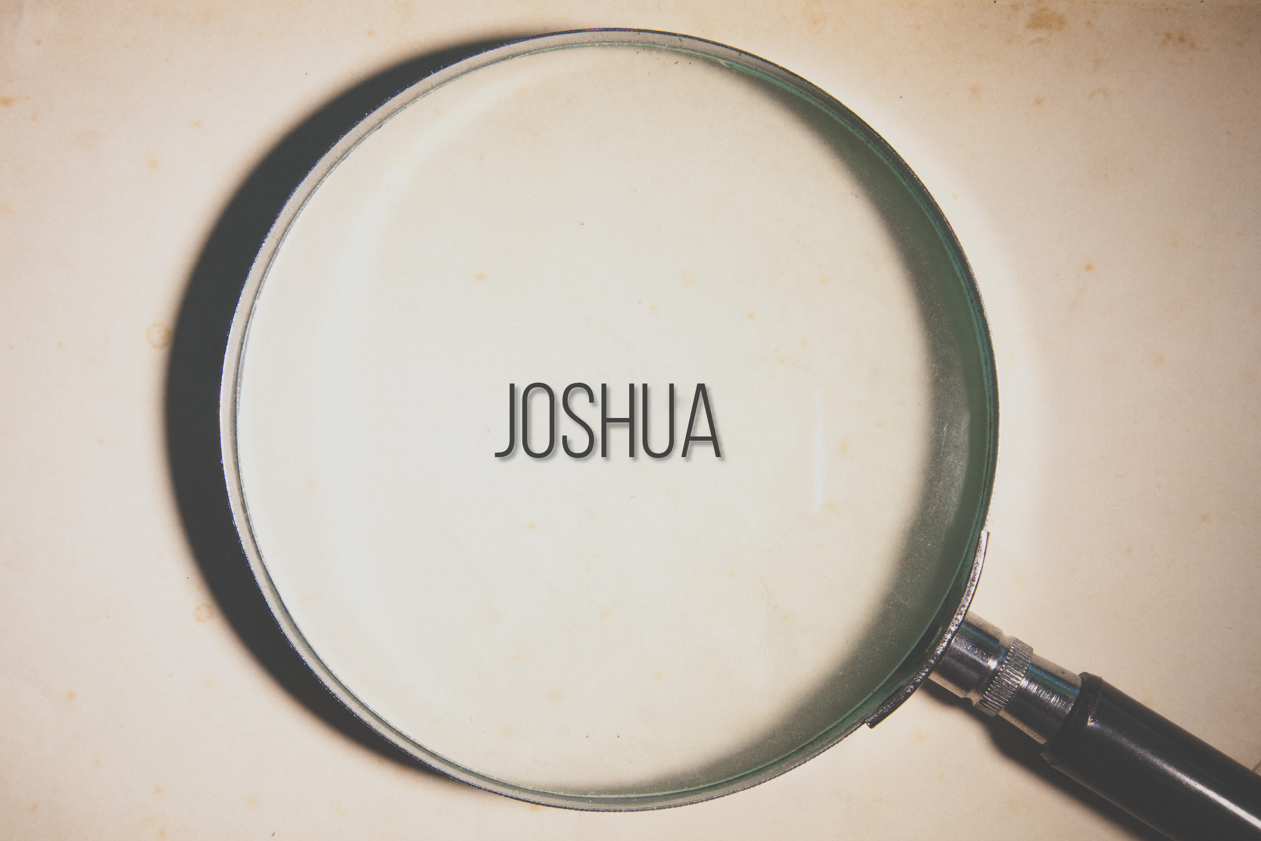 Joshua Study.png