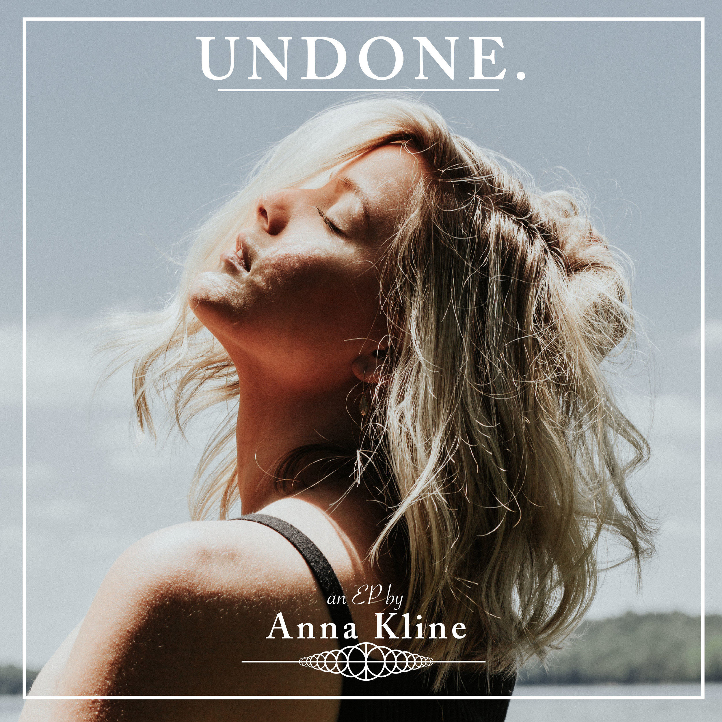 Undone. Album Cover