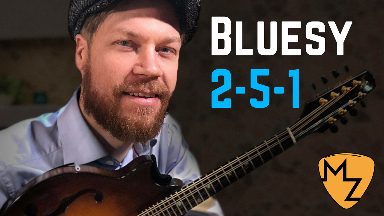 Bring in the Blues - Jazz  2 5 1 line
