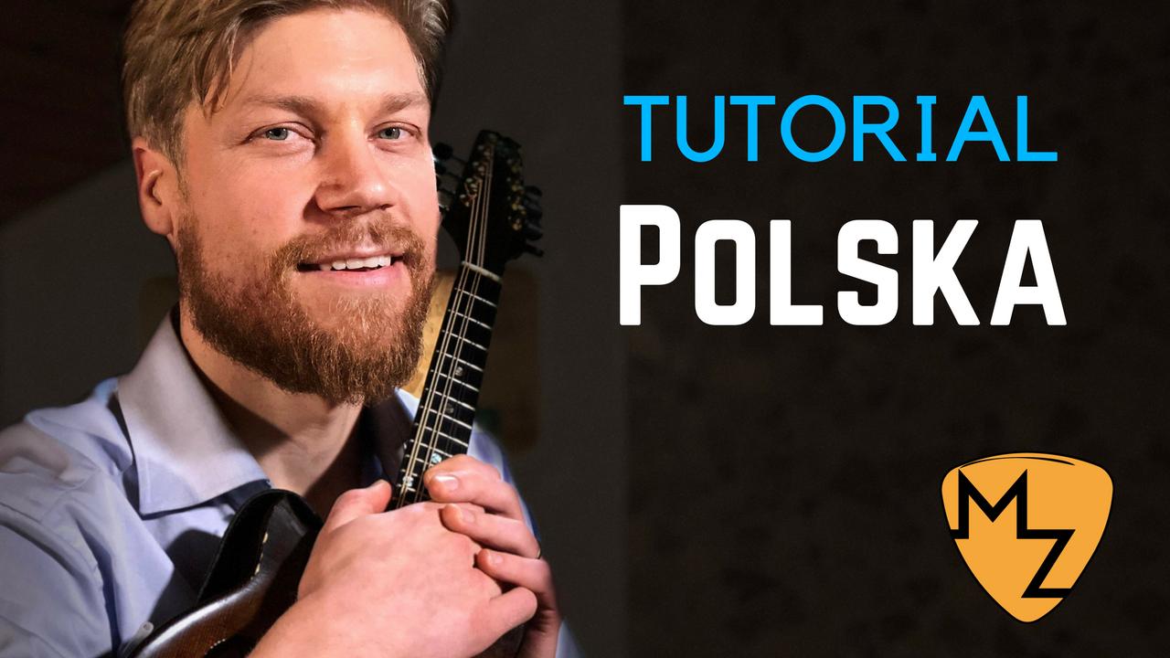 Polska from Sörmland - Tutorial