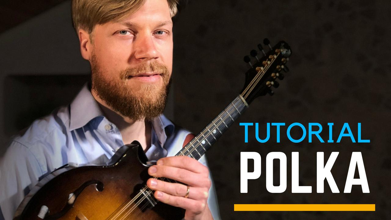 Polka after Karl Ragnar Perus - Tutorial