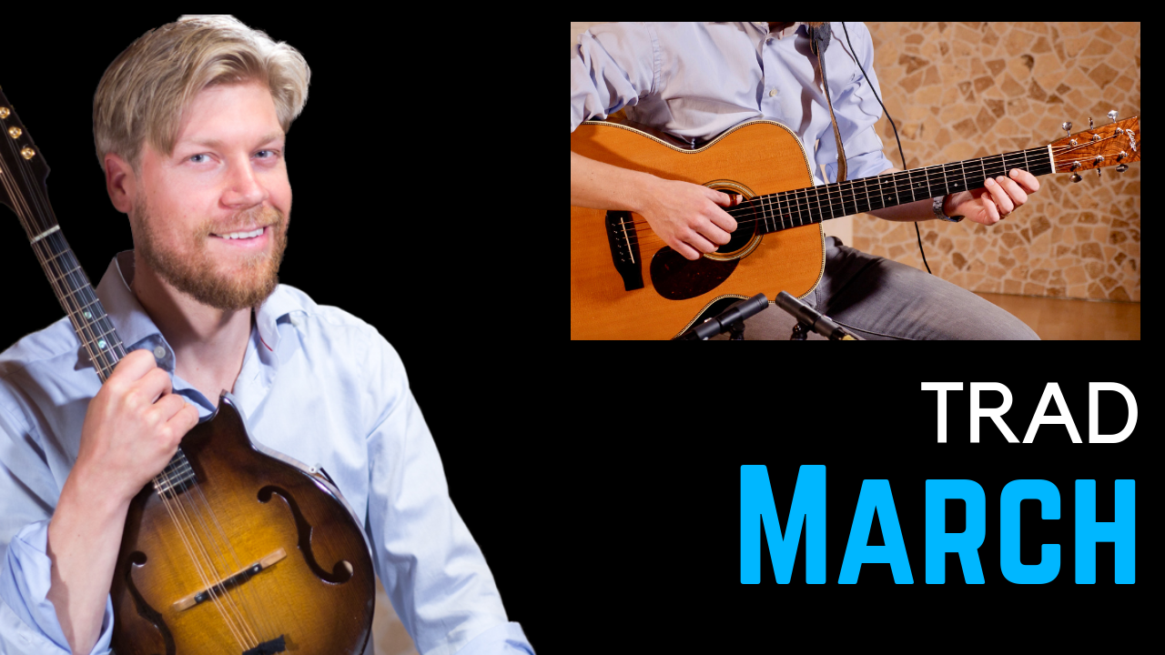 Hiljaiset Soinnut - Mandolin and Guitar Duet