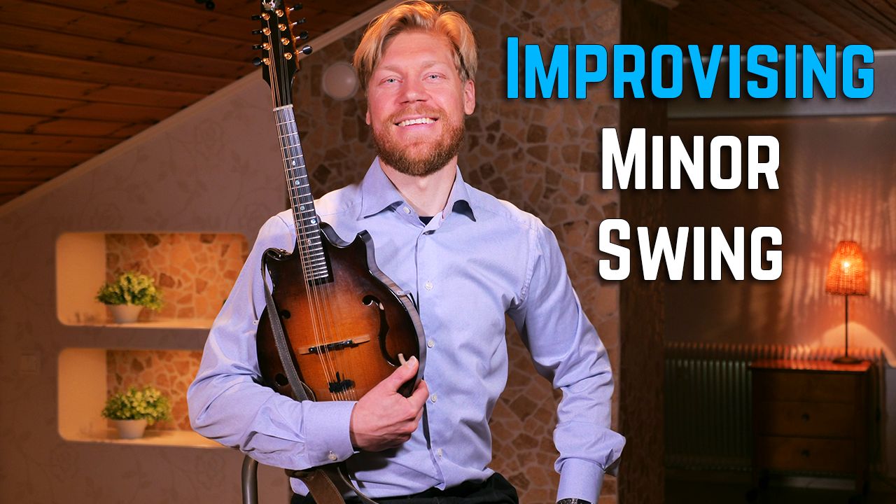 Improvising Mandolin Lesson Minor Swing.png