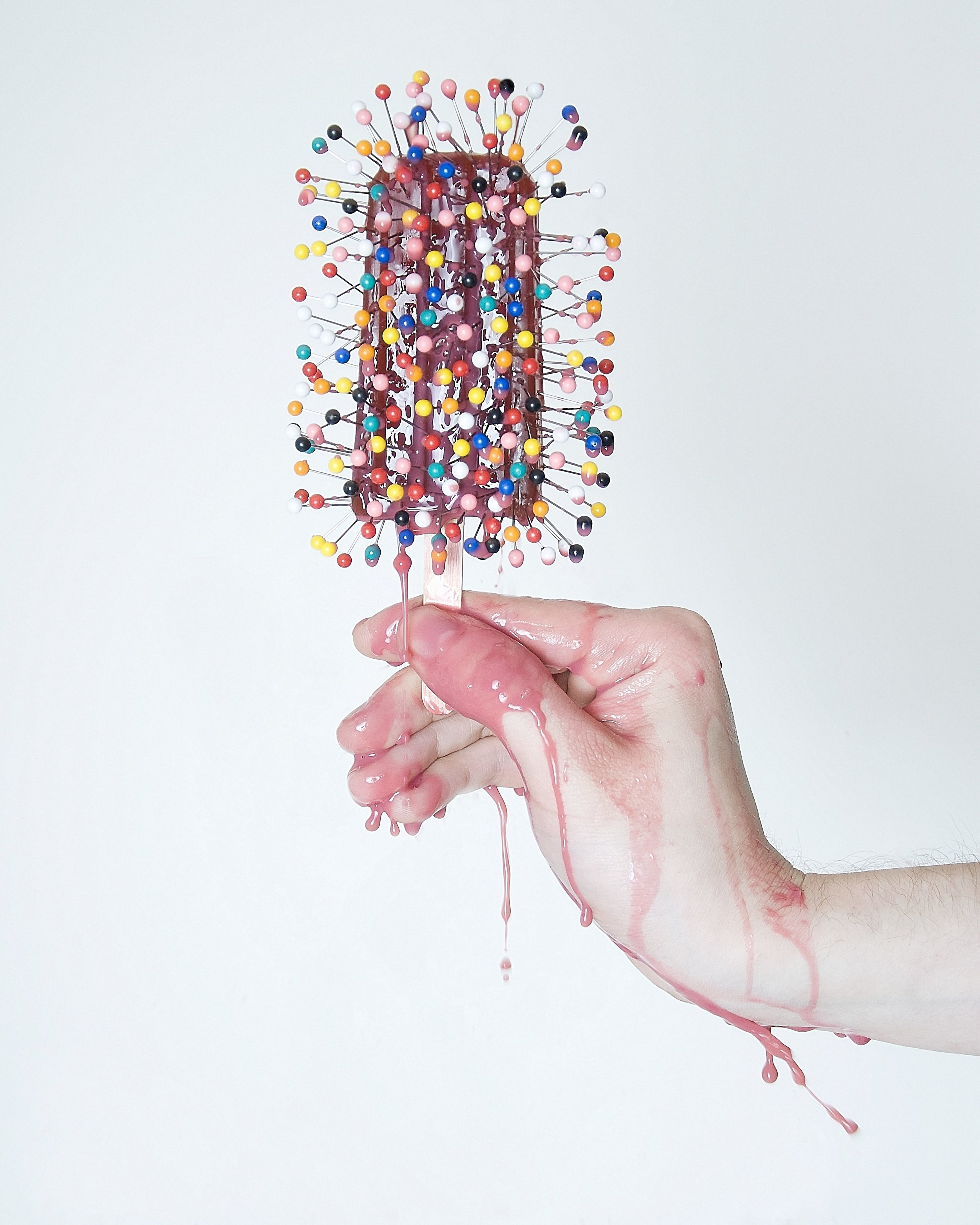 Another Day on Earth (Pincushion) 2012 © Olivia Locher