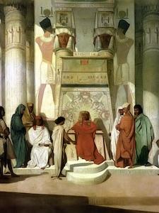 Genesis 41 - Joseph Interprets Pharaoh's Dreams