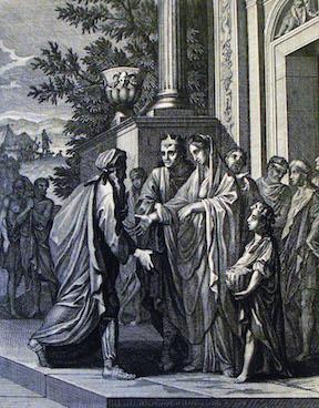 Abraham & Abimilech