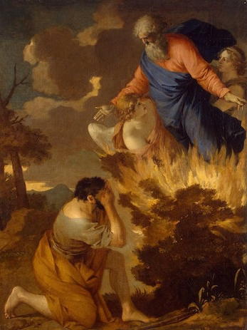 Previous   SESSION  Exodus 4 God REveals His Name