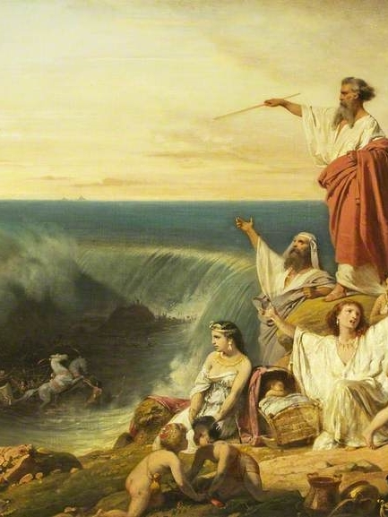 Next   SESSION  Exodus 14-15 The Crossing of the Red Sea