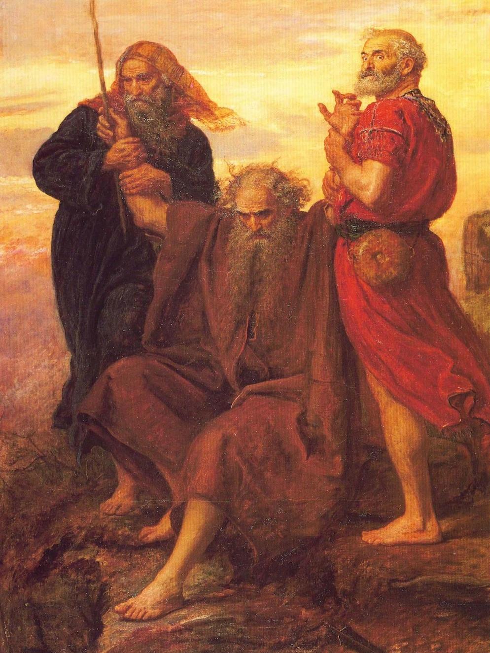 Previous   SESSION  Exodus 17 Israel Defeats Amalek