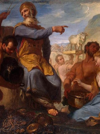 Previous SESSION  Exodus 32 The Golden Calf
