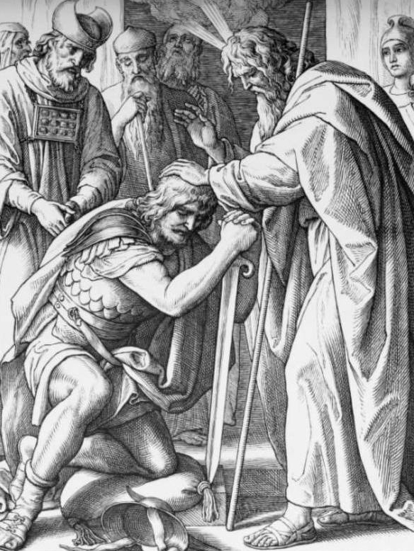 Moses Prepares Israel For battle