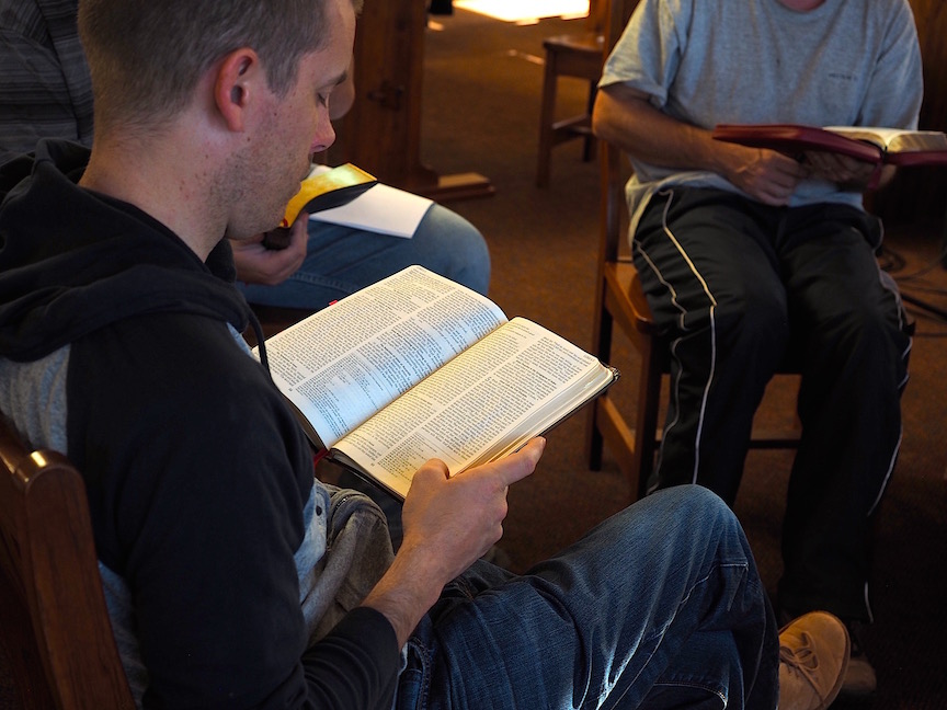 Formation in Scripture