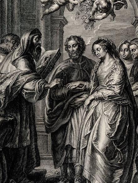 Previous   SESSION  Luke 1 Joseph's Support of His Bride