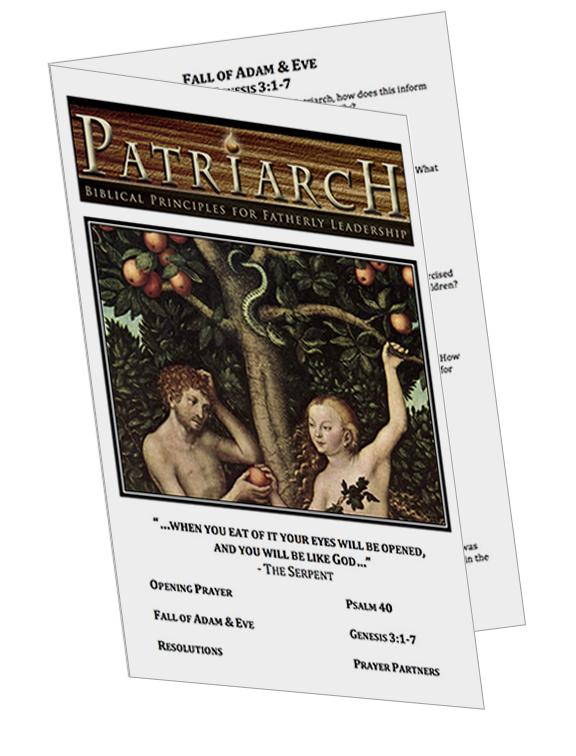 Genesis 3  - Printable Download