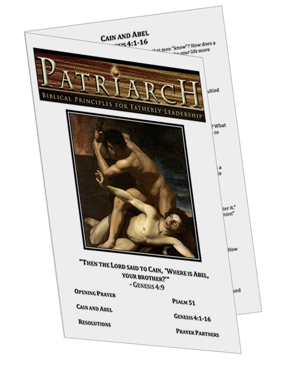 Genesis 4  - Printable Download