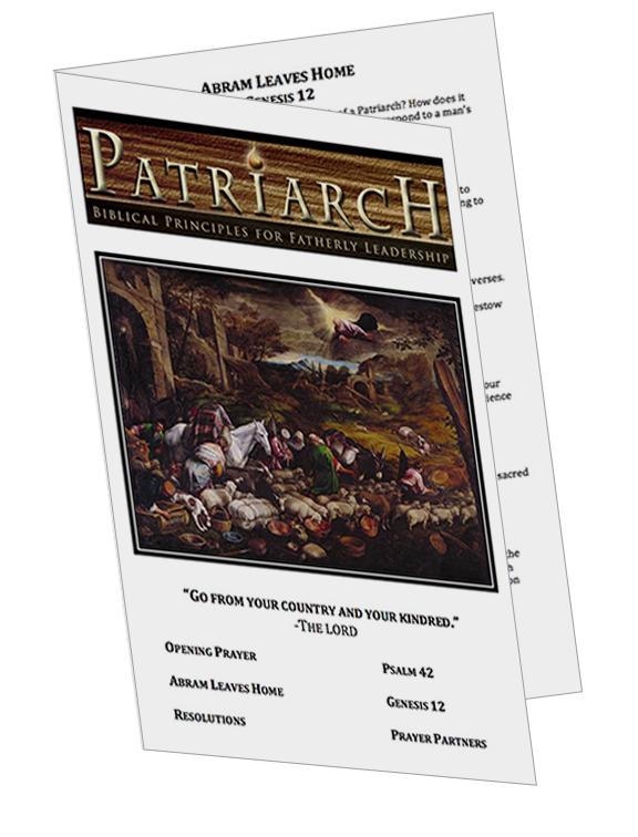 Genesis 12  - Printable download