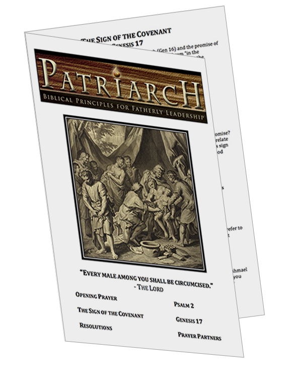 Genesis 17  - Printable Download