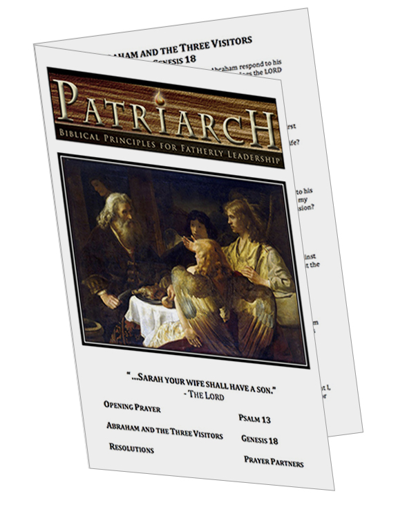 Genesis 18  - Printable Download