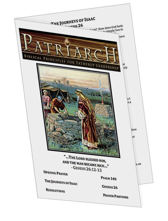 Genesis 26  - Printable Download
