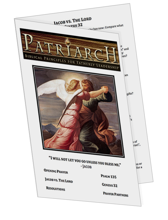 Genesis 32  - Printable Download