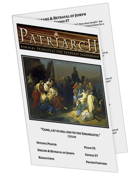 Genesis 37 - Printable Download