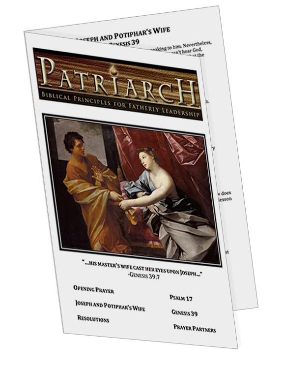 Genesis 39  - Printable Download