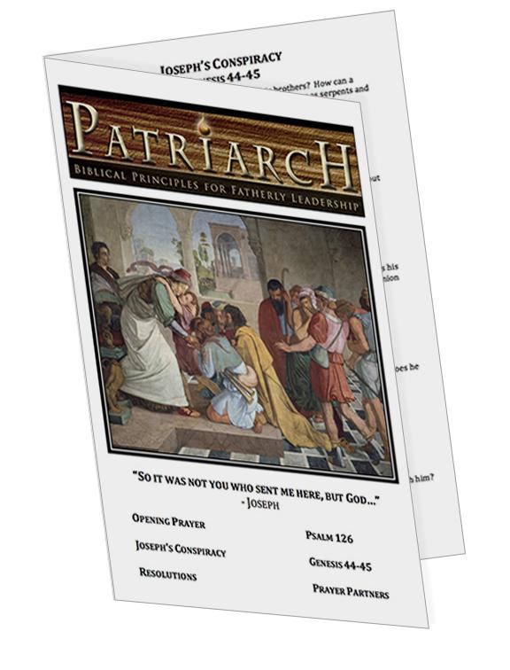 Genesis 44-45  - Printable Download