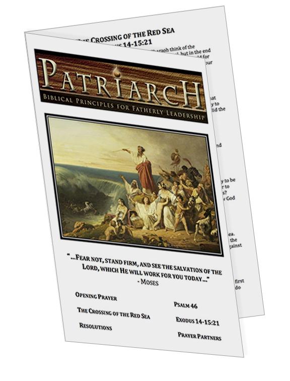 Exodus 14-15 - Printable Download