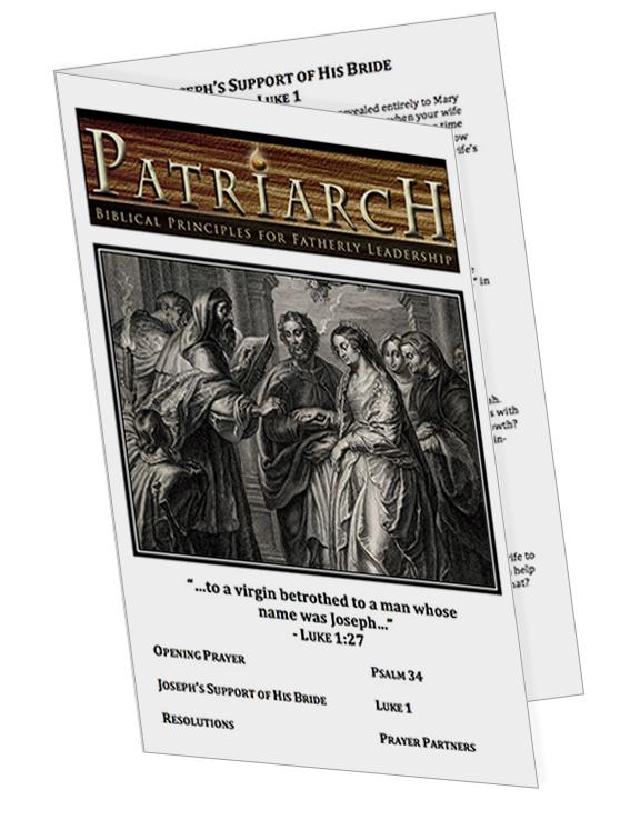 Luke 1  - Printable Download