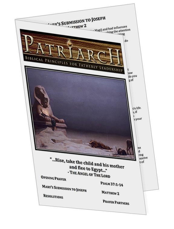 Matthew 2  - Printable Download