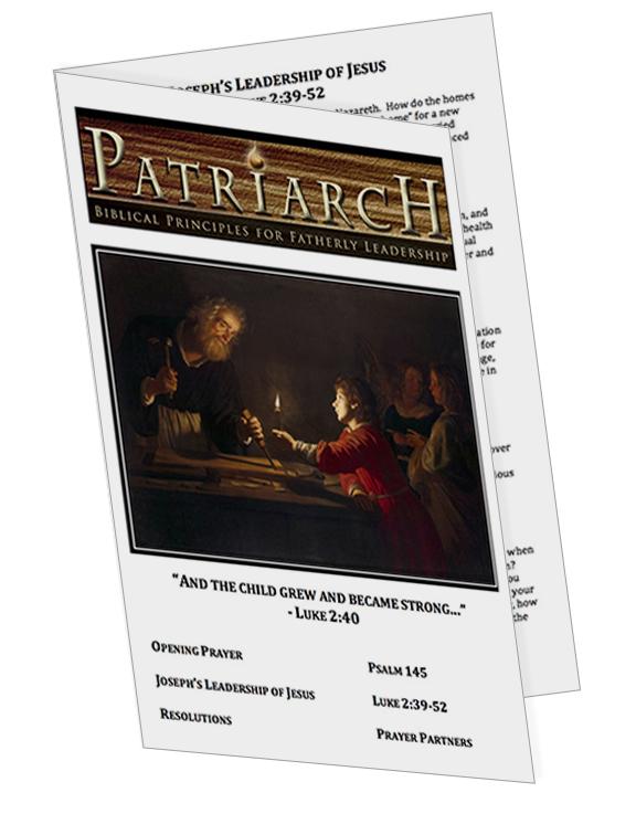 Luke 2:39-52  - Printable Download