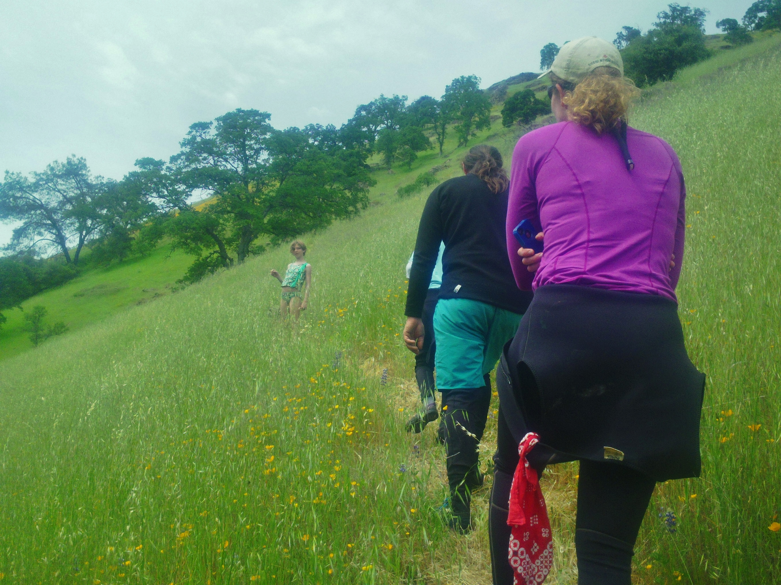 Hiking the South Fork