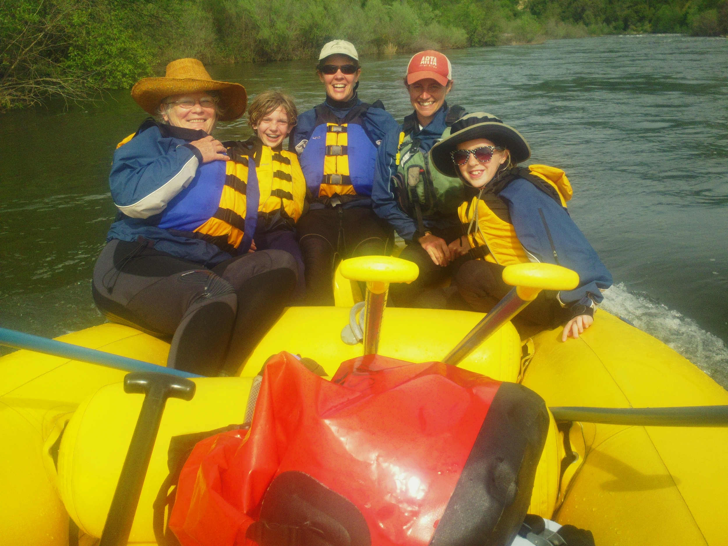 Fun on the South Fork